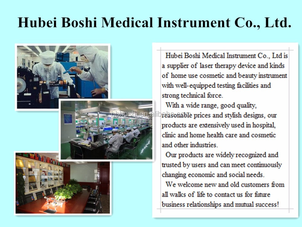 Hubei Boshi Medical Instrument Co., Ltd.