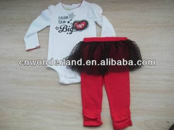 spring baby clothing set baby wears girls legging sets baby sets baby wears