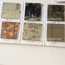 high quality low price Antique silver mirror/antique mirror decorative glass 3-6mm thickness/price m2