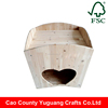 Yuguang Crafts Ready Made Outdoor Wooden Cat House