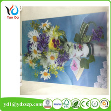 2016 new item stock lenticular pictures for home decoration