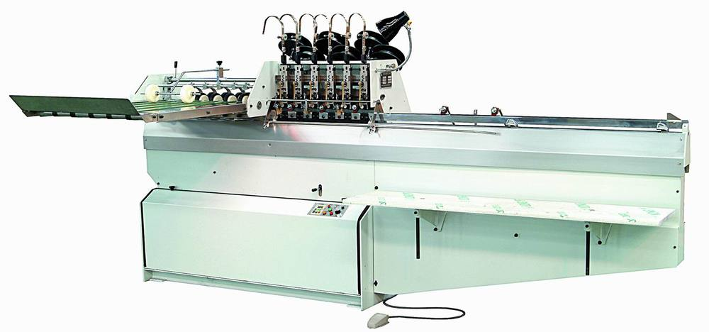 high quality industrial book binding machine