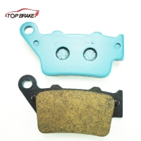 Competitive Price Moto Rear Brake Pad