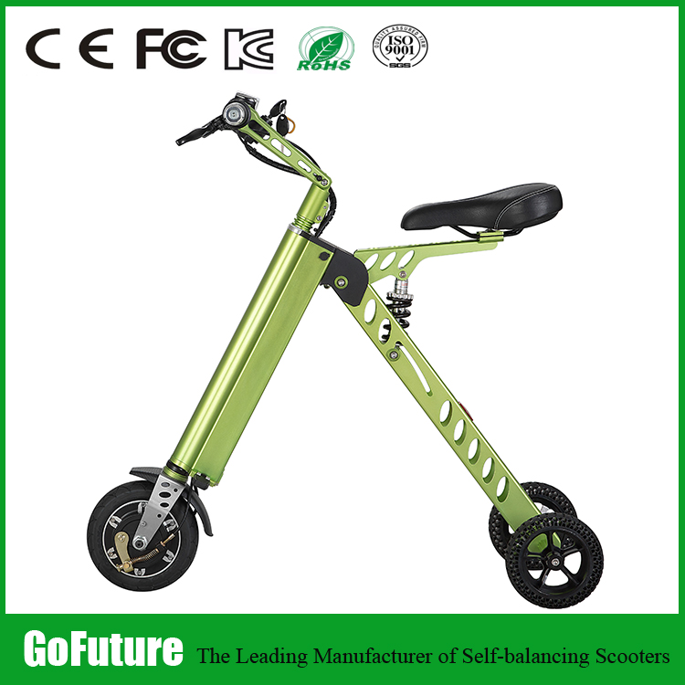 New Style China Oem Odm Escooter 3 Wheels Electric Scooter