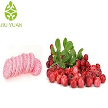 OEM Service Health Food Mulitivitamin Herbal Fruits Supplements Cranberry chewable Tablets