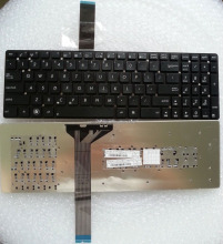 Notebook /laptop keyboard US/UI/UK/LA/AR/GR/RU/FR layout For ASUS A75VJ A75VM K75A K75V K75VD K75VJ K75VM K55A laptop keyboards