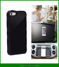 Anti gravity phone case magic nano suction selfie mobile phone case for Iphone 5/5s 6/6s 6/6s plus