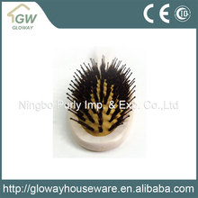 New design fashion low price half round hair brush