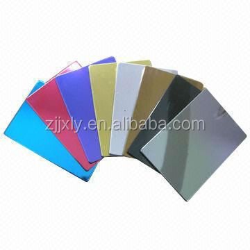 2016 hot sale PVDF/PE coated Aluminium Composite Panel (ACP)