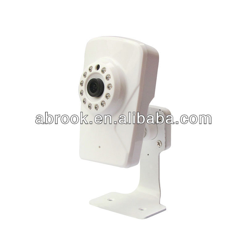 1080P full HD low lux home security wireless ip camera