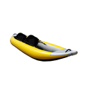 Factory Price Customized Inflatable Fishing Folding Kayak Pedal Drive with Paddles