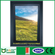 china supplier building material Australia standard AS2047 soundproof thermal break aluminium awning window with Australian