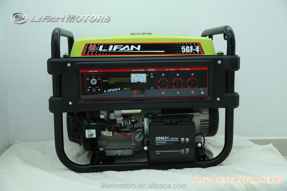 Good quality chinese generator air-cooled gasoline generator set 10.5KVA gasoline generator set