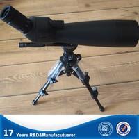 Outdoor Long Range Monocular Telescope HD 80mm Hunting Zoom Spotting Scope, Hunting Angled Spotting Scope