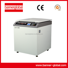 LD-6M High Capacity Blood Bank Centrifuge with Refrigerated Function
