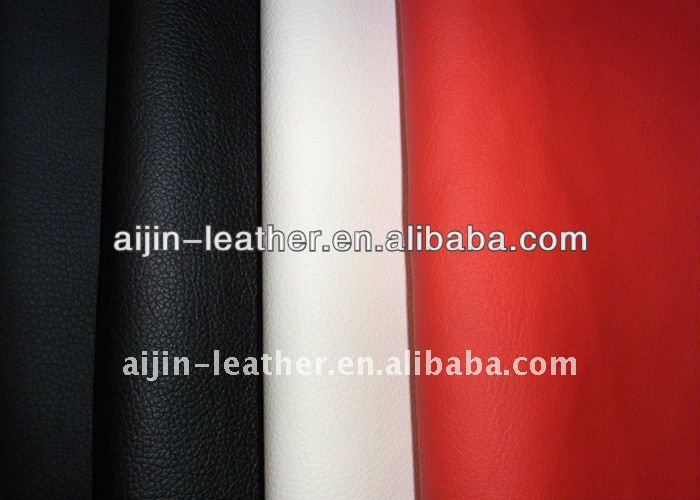 Faux PVC Leather for Furniture Industry