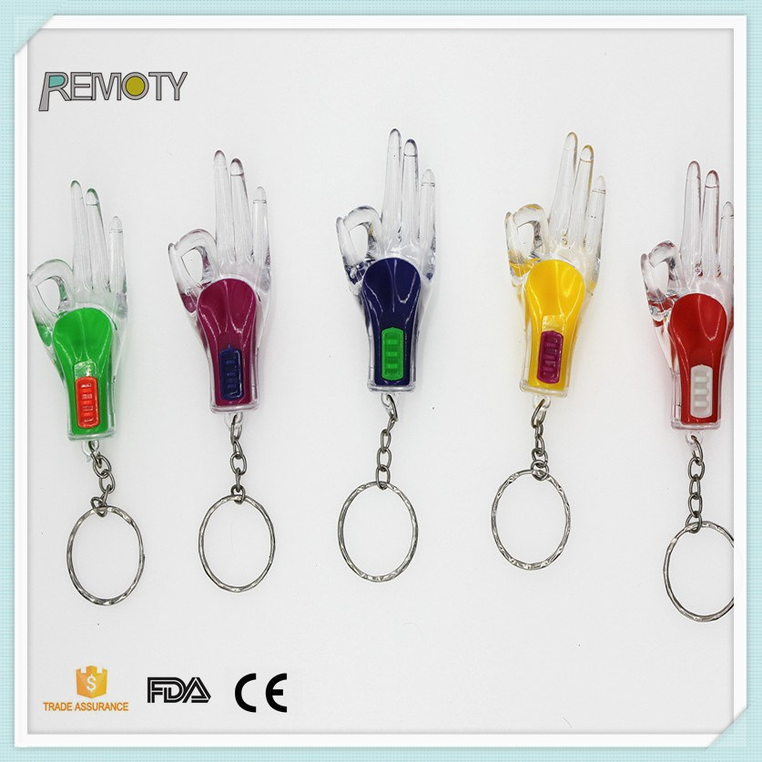 Cheap Gifts LED key chain light