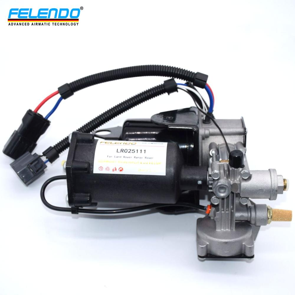 Factory price Brand new air suspension compressor for LR L322 2006 - 2009 3.6 TDV8 OE LR025111