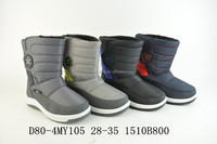Russian style warm IMI fur winter boots
