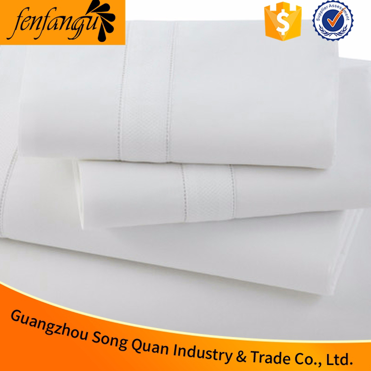 2015 latest design egyptian cotton king size bed cover set for 5 star hotel,hotel bedding set manufacturer in guangzhou