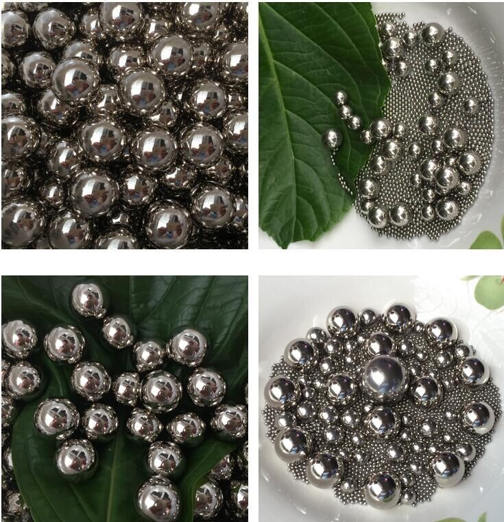 "G100 SS420 420C 440C 1/<strong>2</strong>"" 12.7mm stainless steel ball with ISO SGS certificate"