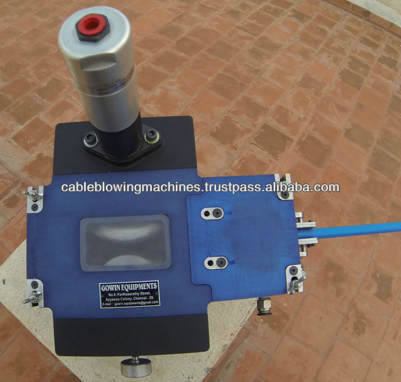 Optical Fiber Cable Floating Machine