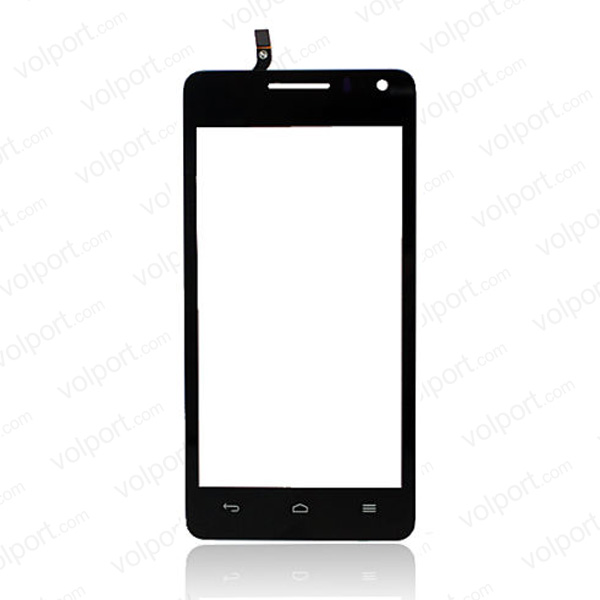 Black Touch Screen Digitizer for Huawei Ascend G600 U8950D Honor 2 U9508