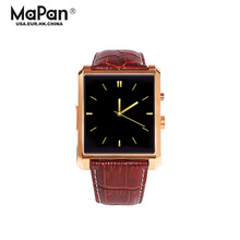 IPS capacitive touch big screen hand watch smart phone