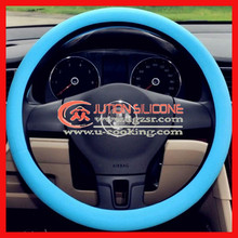 Silicone steering wheel cover for all universal auto