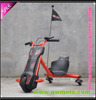 QWMOTO Cheap100W Drifting electric Trike scooter Electric three wheel cross buggy for sale