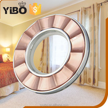 YiBo UV Painting ABS plastic curtain ring machinery