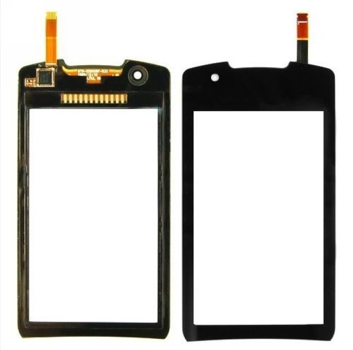 For Samsung S5620 Transparent Glass Touch Screen,Good Quality Touch Screen Digitizer For Samsung Monte S5620