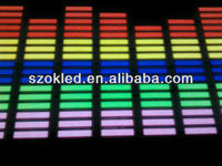 5 Color Equalizer EL Car Sticker