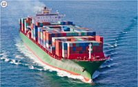 Transportation Services Sea Freight Cargo Shipping
