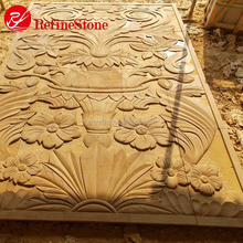 Hand carved Sandstone Wall Relief,sandstone carved manufacturers