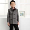 2015 Boys clothing winter wears high quality children's outerwear coats