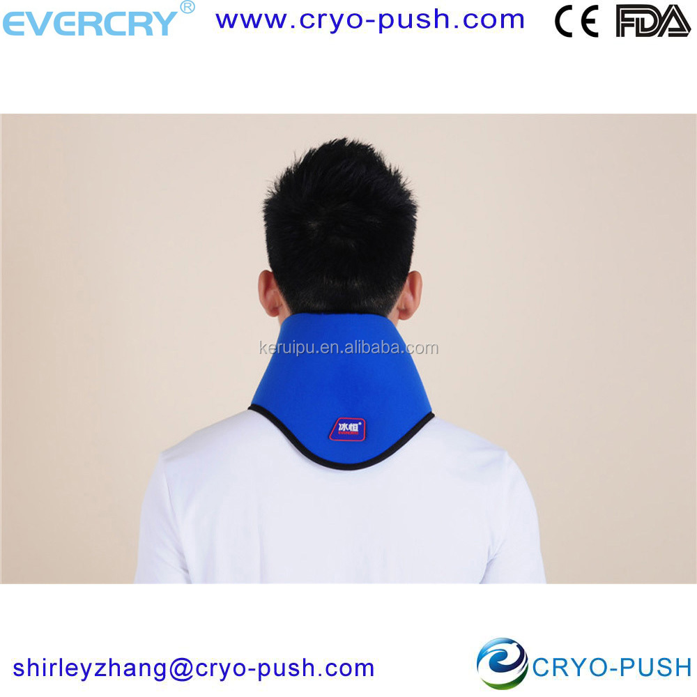 inflatable neck brace support