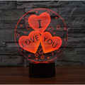 color changing projection led night light lamp mood light