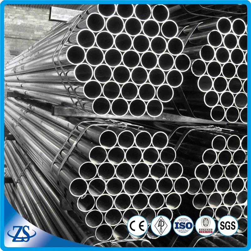 69 inch black seamless carbon steel pipe with pe coating