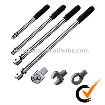 Interchangeable Pre-set Click Torque Wrench