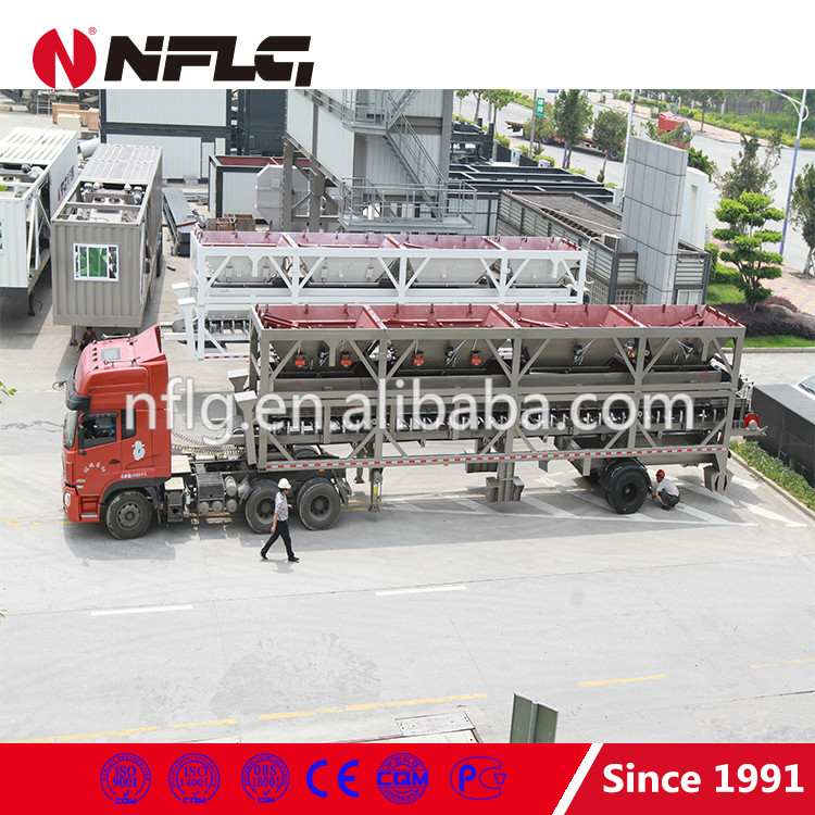 Fixed concrete equipment For road construction is on hot sale