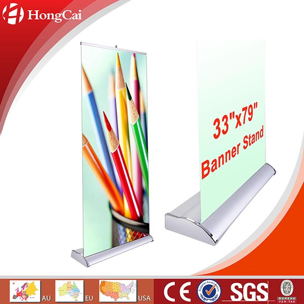 Hot Quality New Aluminum Roll Up Advertising Displays Roller Banner
