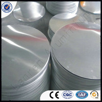 China Hot rolled aluminum circle/disc
