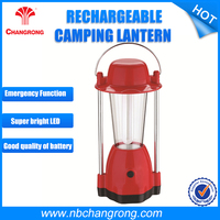 LED Rechargeable solar lantern Flexible Camping Lantern