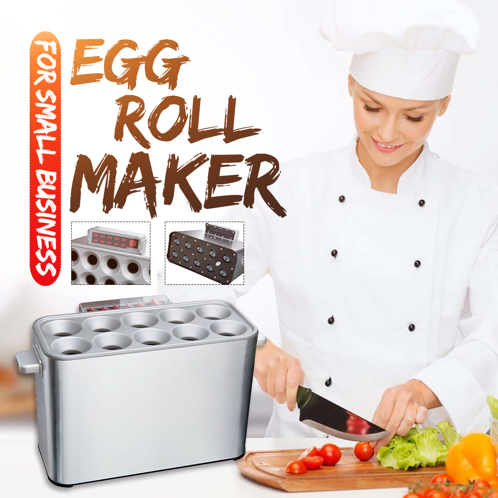 Home <strong>appliance</strong> 1400W commercial use egg roll maker
