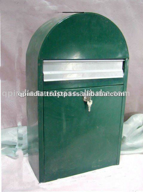 Metal Outdoor Letter Box