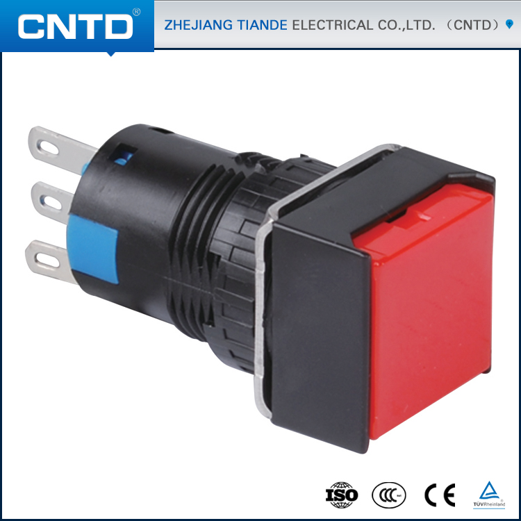 CNTD Best Wholesale Websites Waterproof Small Push Button Switch With Good Price