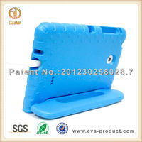 Anti shock EVA Foam convertible stand case for Samsung galaxy tab 4 7.0