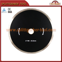 Hot Pressed Concrete Road Cutting Diamond Saw Blades