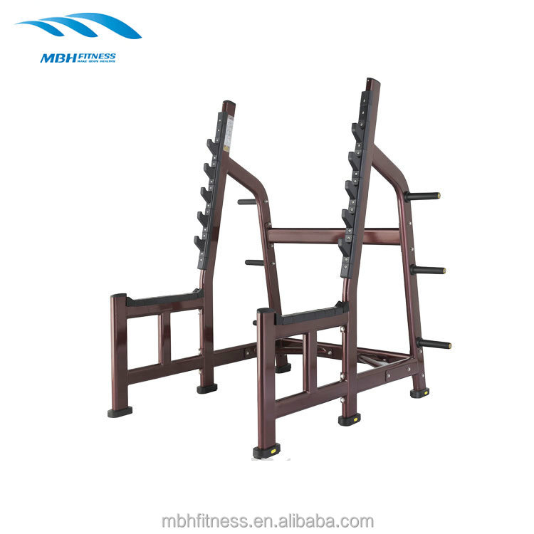High Quality best selling chinese XH-021 squat rack/ fitness squat rack sport product